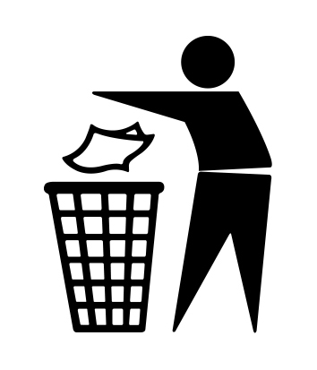 Image result for pick up rubbish